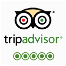 tripavisor logo-rating